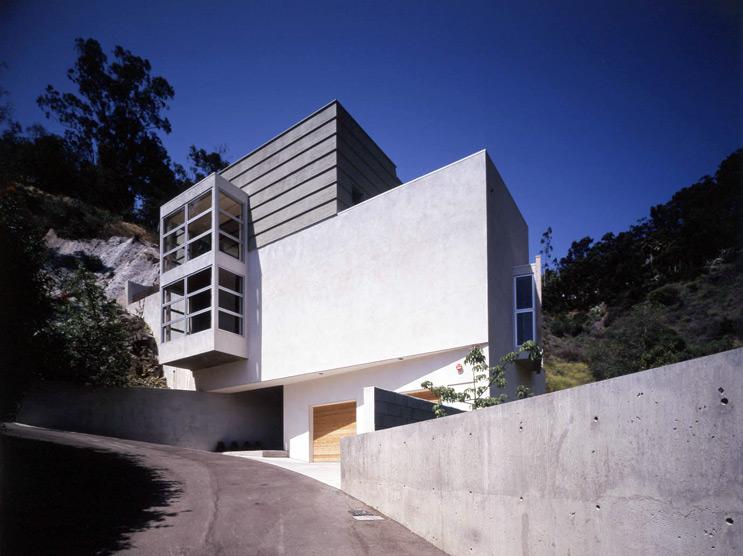 Barton Phelps & Associates - House in Benedict Canyon