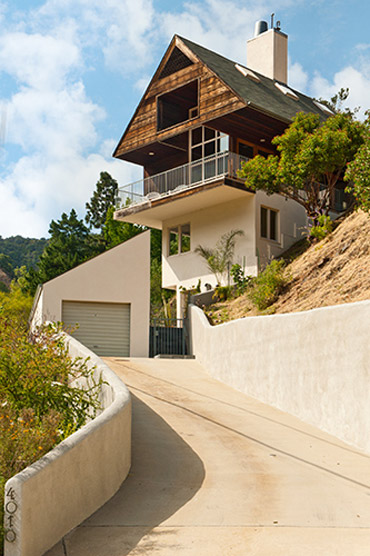 Barton Phelps & Associates - House in Mandeville Canyon