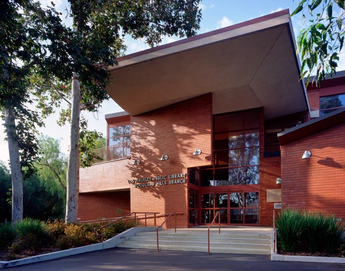 Barton Phelps & Associates - LAPL, Woodland Hills Branch