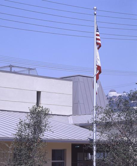 Barton Phelps & Associates - LAPL, Los Feliz Branch