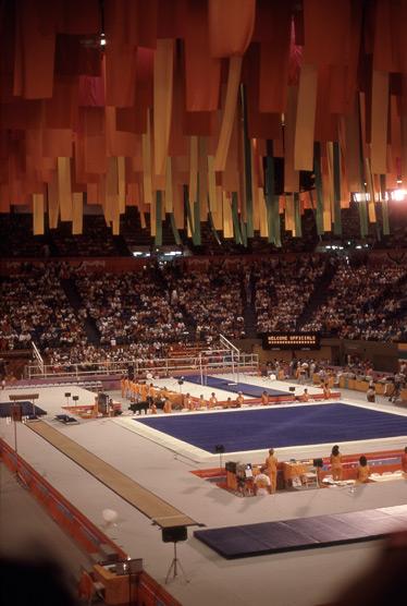 Barton Phelps & Associates - Games of The XXIIIrd Olympiad
