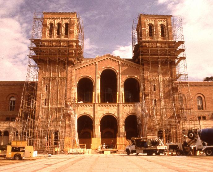 Barton Phelps & Associates - Royce Hall Auditorium, UCLA