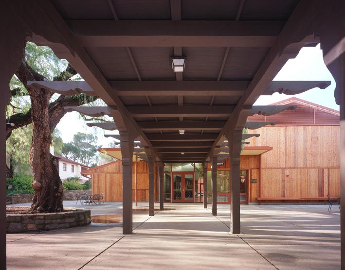 Barton Phelps & Associates - Carver Commons, Thacher School