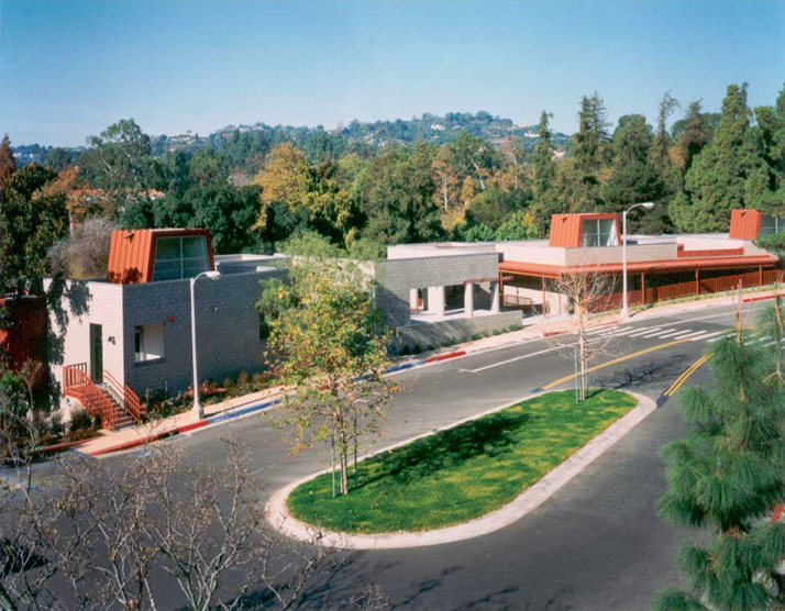Barton Phelps & Associates - UCLA Lab School: Classroom addition and Assembly / Sports Building Project