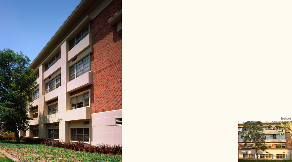 Barton Phelps & Associates - Campbell Hall Seismic Correction, UCLA