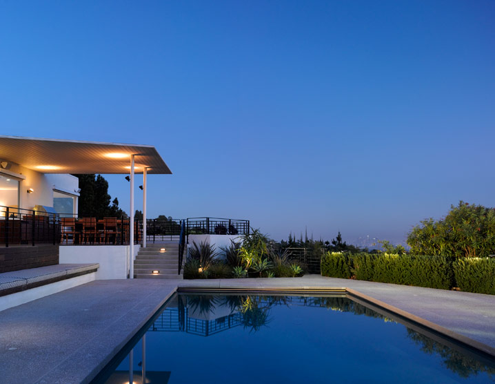 Barton Phelps & Associates - House in Beverly Hills